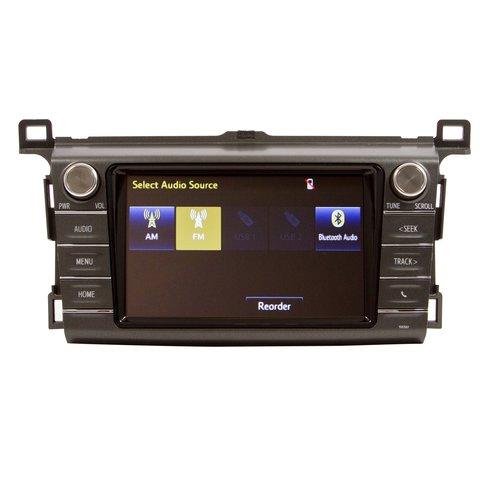 Штатний головний пристрій для Toyota RAV4 Прев'ю 4