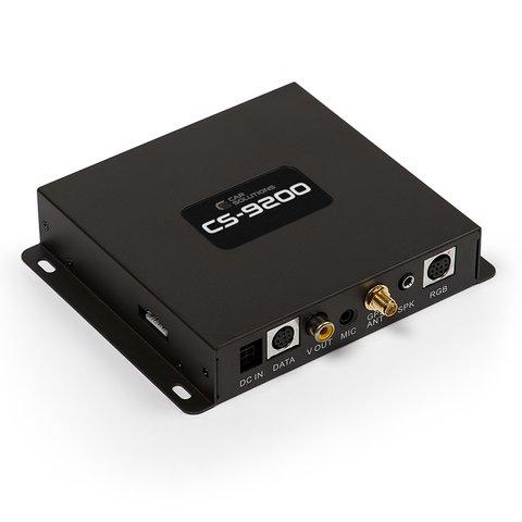 Навигационно-мультимедийный комплект для Audi MMI 3G на базе CS9200 Превью 1