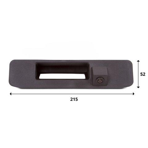 Камера заднего вида в ручку багажника для Mercedes-Benz A, GLA 2016– г.в. Превью 1