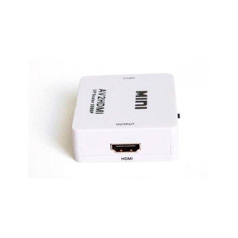 Конвертер видеосигнала CVBS в HDMI Превью 2