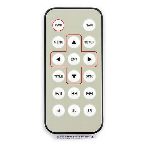 """Автомобильный ЖК монитор с сенсорным экраном 7"""" для Land Rover Freelander 2 Превью 4"""