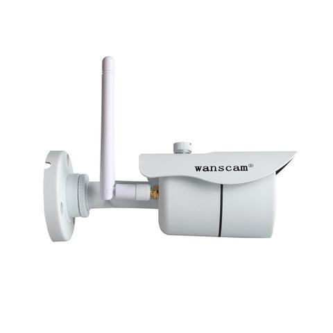 Безпровідна IP-камера спостереження HW0043 (720p, 1 МП) Прев'ю 2