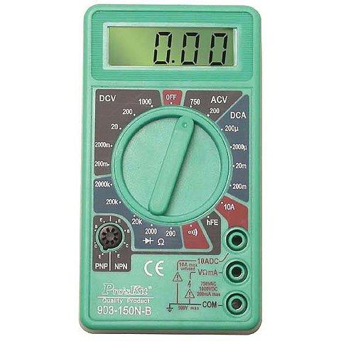 Pro'sKit 903-150N-B Professional Multimeter Preview 1