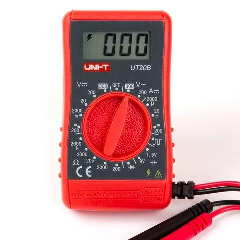 Pocket Digital Multimeter UNI-T UT20B Preview 1